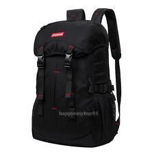 Waterproof Men Backpack Business Computer Laptop Bag Hiking Outdoor Travel Big