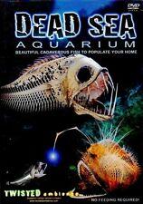 DEAD SEA AQUARIUM by TWISTED AMBIENCE: VIRTUAL HALLOWEEN HAUNTED FISH TANK! NEW!