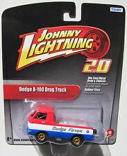 """JOHNNY LIGHTNING 2.0 R11  DODGE A-100 DRAG TRUCK """"DODGE FEVER"""""""