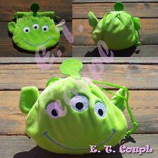 1 Disney Pixar toy story 3 aliens the weirdoes eye pouch cosmetic drawstring bag