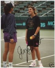 JENNIFER CAPRIATI Signed/Autographed TENNIS Photo w/COA