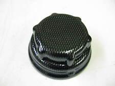 FORD FOCUS CARBON FIBER ABS EFFECT MK1 POWER STEERING RESERVOIR TANK & CAP COVER