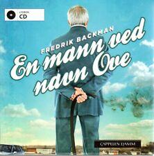 CD HÖRBUCH NORWEGISCH: Fredrik Backman - En Mann Ved Navn Ove