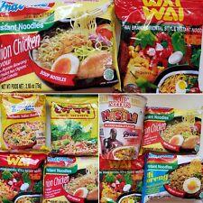 International Ramen Multi packs: Maggie, Rum Pum, Indomie, Wai Wai US SELLER!