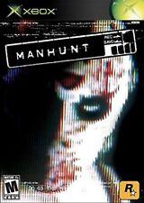 Rockstar Presents: MANHUNT For XBOX