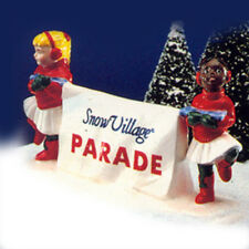 Department 56 Sv Accessories - Come Join the Parade Village Sign