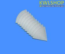 10 Kegelfilter G4 DN 125,180mm lang für Standard Abluftfilter,Tellerventilfilter