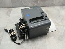 Epson Tm L90 Pos Thermal Receipt Printer M313a Usb Rs232 Pwr Supply