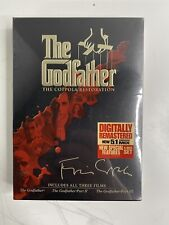 The Godfather: The Coppola Restoration New Unopened Complete Set