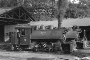 PHOTO Brazil Industrial CBCPP Cement 2-4-2ST locomotives at Gato Preto SP 827106
