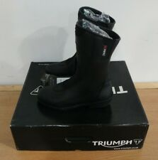MBTS14160 TRIUMPH KATE LADIES MOTORCYCLE BOOTS SIZE 38