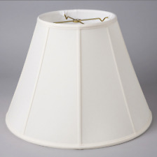 EGG LINEN EMPIRE Soft LAMPSHADE Versatile NEW & PRETTY The Perfect Lamp Shade!