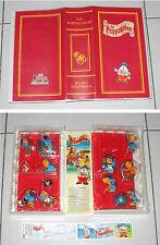 Kinder Sorpresa Ferrero DIORAMA BOOK LOS PAPPAGALOS Sorpresine NUOVO Dioramen