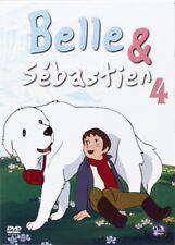 Belle et Sébastien Box 4 COFFRET 4 DVD NEUF SOUS BLISTER