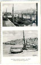 CP 62 PAS-DE-CALAIS - Boulogne-sur-Mer - Avant et après guerre - Port