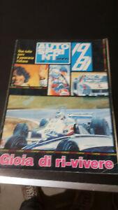 AUTOSPRINT ANNO 1981 NUMERO SPECIALE BUONO STATO
