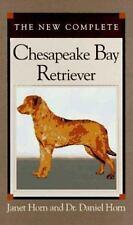 The New Complete Chesapeake Bay Retriever-ExLibrary
