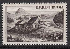 FRANCE  TIMBRE NEUF N° 843 A ** MONT GERBIER DE JONC