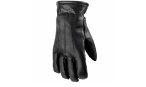 Brand New Arctic Cat Leather Glove - XS - Black - # 5262-210