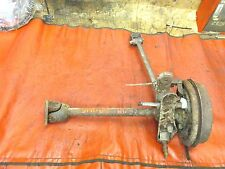 Triumph spitfire, Original Early Style Rt Rear Axle Assembly, !!