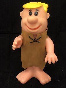 Vintage Barney Rubble Hanna Barbera Dakin Screen Gems Doll 1970 Flintstones Rare