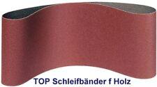 10 Stk. Schleifband 100x915mm korn 80 Bänder Gewebeschleifband Metall,  ...