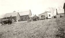 Original Vintage Large RP- Industrial- Farm Tractor- Barn- Shed- Iowa- 1936-37
