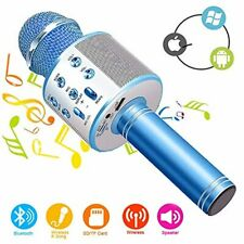 Portable Handheld Karaoke Bluetoot. microfono con bluto para karaokes .