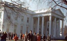 Washington DC 1961 Street Scenes Lot 5 35mm Slides Cars White House