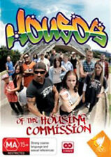 Housos - Season 1 NEW PAL Cult 2-DVD Set Paul Fenech Australia