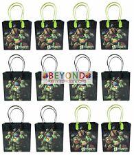 Ninja Turtles TMNT Goody Bags, Party Favor Goodie Bags Gift Bags Birthday