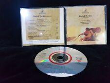 CD RUDOLF SERKIN (pianoforte) Schubert Bach Beethoven Brahms Mendelssohn