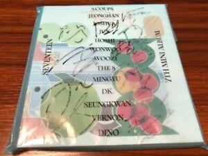 SEVENTEEN - ALL MEMBER Signed(Autograph) PROMO ALBUM KPOP