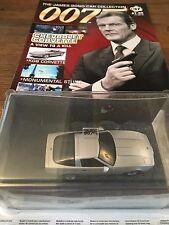 James Bond 007 Car Collection - Issue 37   Chevrolet Corvette (UH)