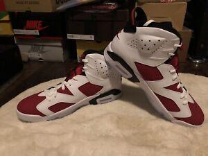 Nike Air Jordan 6 Retro Carmine (2021) Size 13