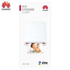 "20x Drucker Fotopapier Color Photo Printing Paper for Huawei Photo Printer 2X3"""