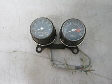 1974 Honda CB125S S-1 Gauges Speedometer Tachometer with Bracket
