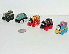 Thomas & Friends Train Tank Engine MINIS Complete Heroes Theme Set Lot x5 Super