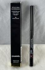 CHANEL Stylo Yeux Waterproof Long-Lasting Eyeliner ~ 36 PRUNE INTENSE ~ .01 Oz