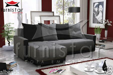 SETTEE Corner Sofa Bed SAWANA COUCH storage BONELL SPRINGS Naroznik narozniki