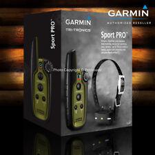 Garmin Sport PRO Dog Training 3/4 M Remote Collar Trainer Bark AUTHORIZED DEALER