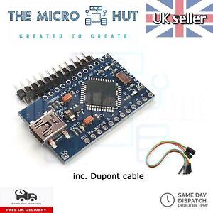 Mini USB Arduino Pro Micro Leonardo compatible 5V 16MHz ATmega32U4 - TESTED