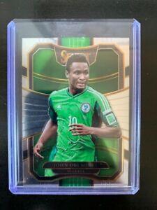 Obi Mikel Panini Select Soccer Card Rare 2017 Nigeria Chelsea