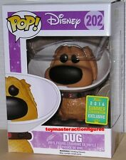 FUNKO POP 2016 DISNEY MOVIE UP DUG WITH CONE #202 SUMMER CONVENTION In Stock