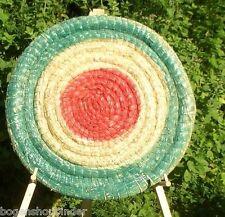 1 Zielscheibe STROHSCHEIBE BUNT Target 80x8cm Bogensport Zielscheiben Straw Disc