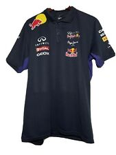 Pepe Jeans London Red Bull Racing Formula One F1 Team RENAULT POLO Shirt Size L