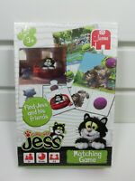 GUESS WITH POSTMAN PAT'S JESS MATCHING MEMORY GAME FROM JUMBO FOR AGE 3+ New