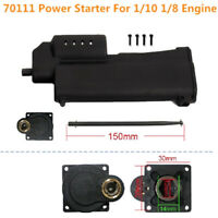 70111 Electric Power Starter for Vertex 16 18 HSP 1:10 Nitro RC Truck Buggy ZzZ