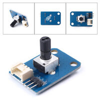 1x 10K Ohm Rotary Potentiometer Module 3p/4p Interface for Arduino