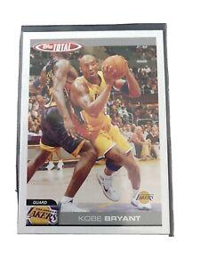2004-05 Topps Total Team Checklist Kobe Bryant #TTC13 HOF